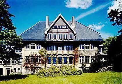 Sanatorium Dr. Barner: Ganz besondere geschichtsträchtige und ästhetische Atmosphäre