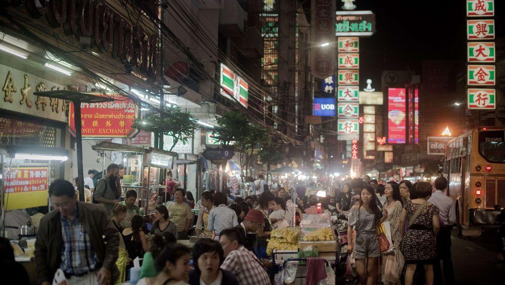 Thailand: Die fliegenden Händler von Bangkok