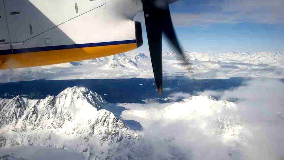 Ittoqqortoormiitt in Grönland: Gletscher, Polarlichter und Eisbärfelle