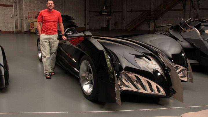 Traumgarage Hollywood: Batmobil, Bond-Autos und Co
