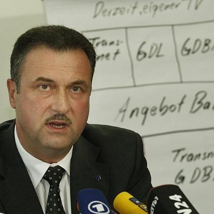 GDL-Vizechef Weselsky: Mächtiger zweiter Mann im Hintergrund
