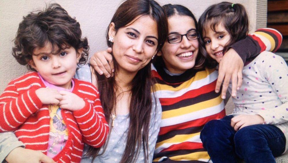 Flucht im Rollstuhl: Das neue Leben der Nujeen Mustafa
