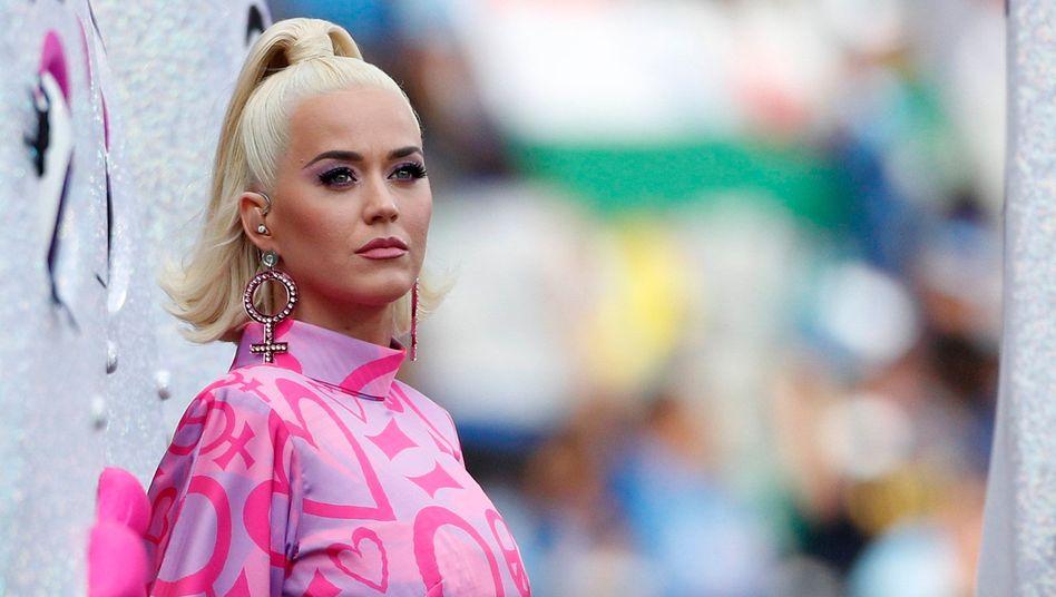 Katy Perry (Archivbild): Sängerin und Mutter