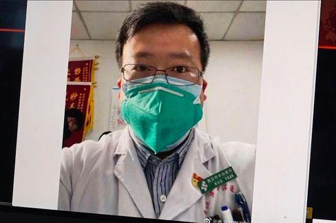 Augenarzt Li Wenliang
