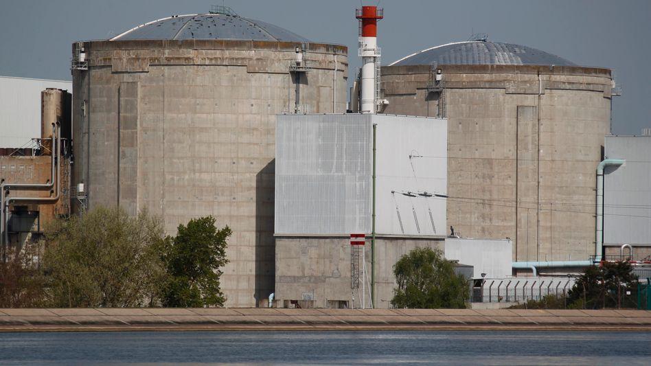 Atomkraftwerk Fessenheim bei Colmar: Überholte Sicherheitsstandards