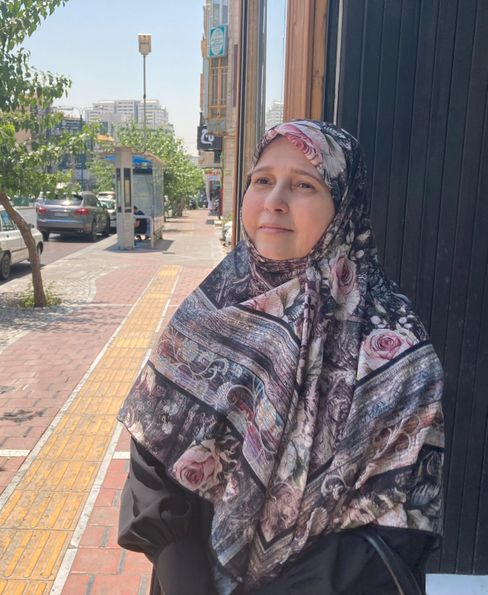 »Das Spiel funktioniert, solange wir mitspielen«: Ehemalige Parlamentsabgeordnete Parvaneh Salahshouri
