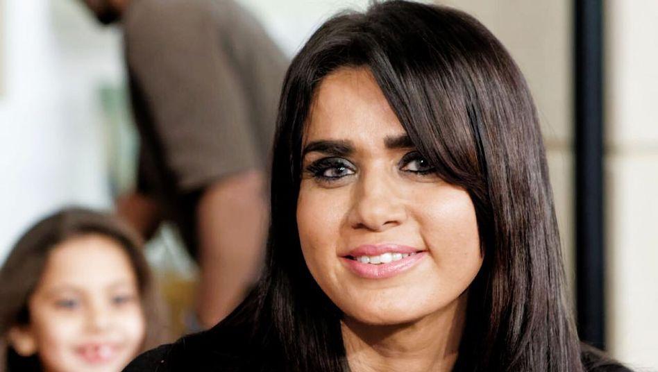 "Nermeen Abousalem hat die Facebook-Gruppe ""Egyptian Single Mothers"" gegründet"