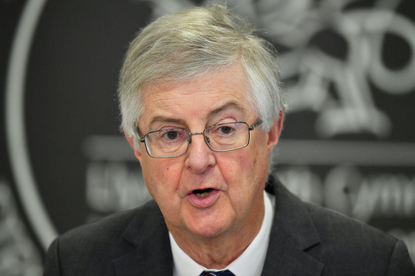 Walisischer Regierungschef zu Johnson