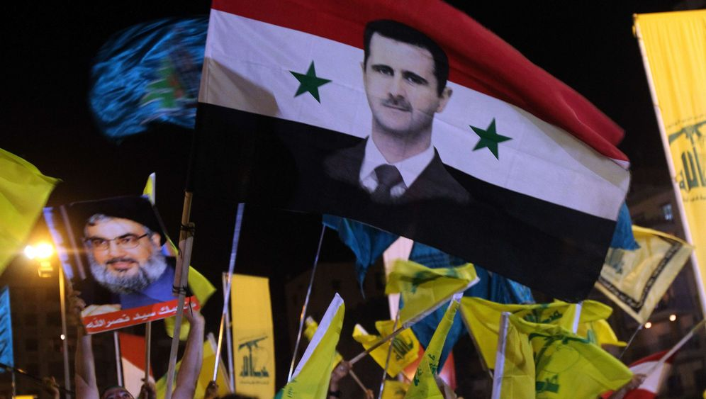 Syrien: Assads Verbündete aus dem Libanon