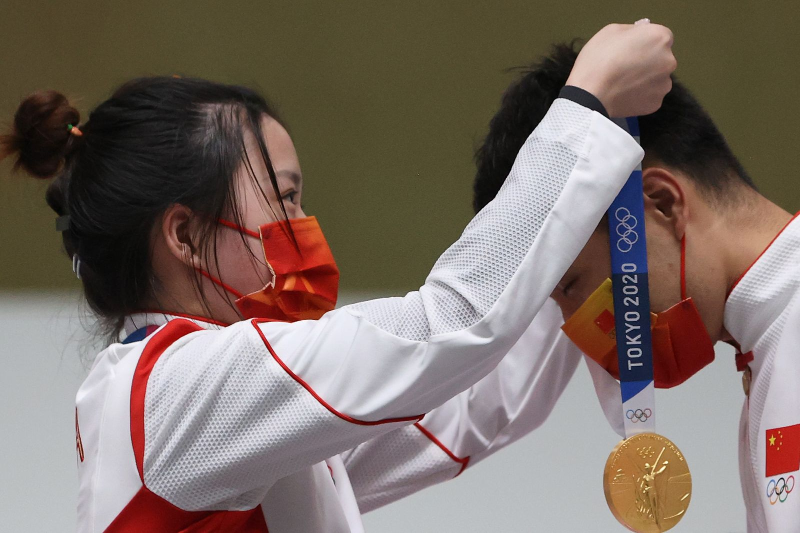 Shooting - Olympics: Day 4