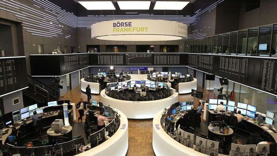Börse in Frankfurt (Archivbild)