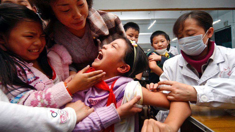 Schweinegrippe: Chronik einer Hysterie