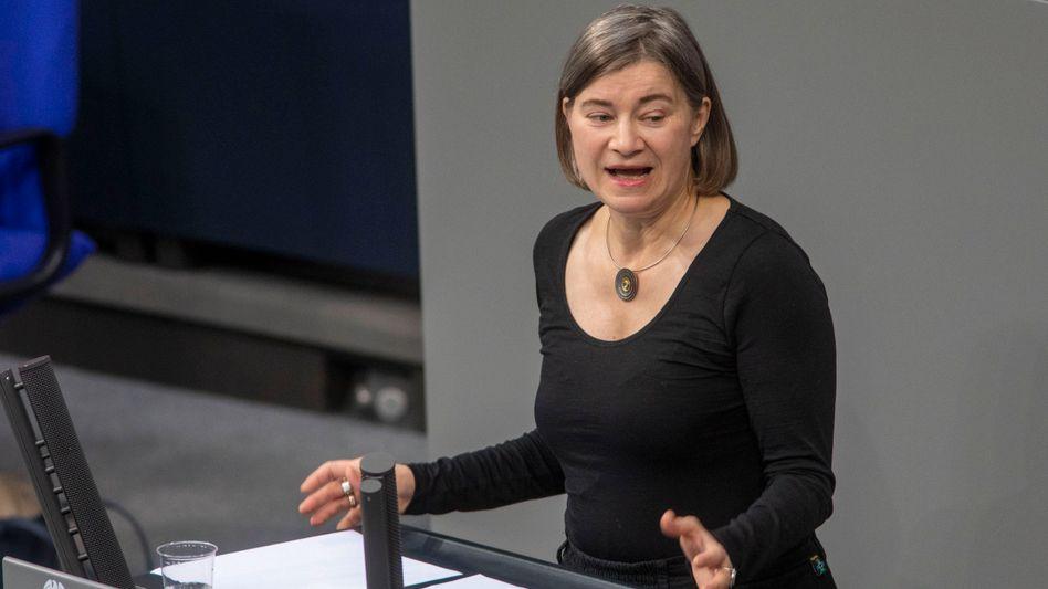 Will in den Bundestag: Anke Domscheit-Berg