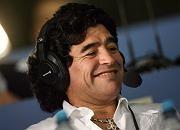 Valdano's friend Maradona