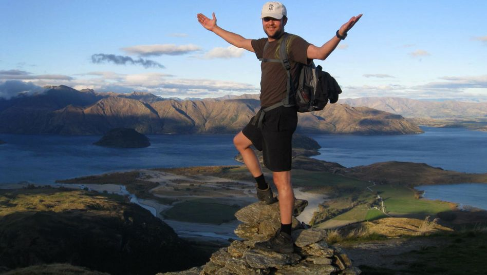 Raoul Meier, 35, reiste sechs Monate lang um die Welt.