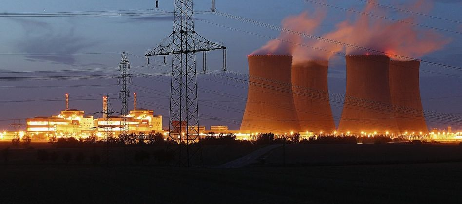 Tschechisches Atomkraftwerk Temelin