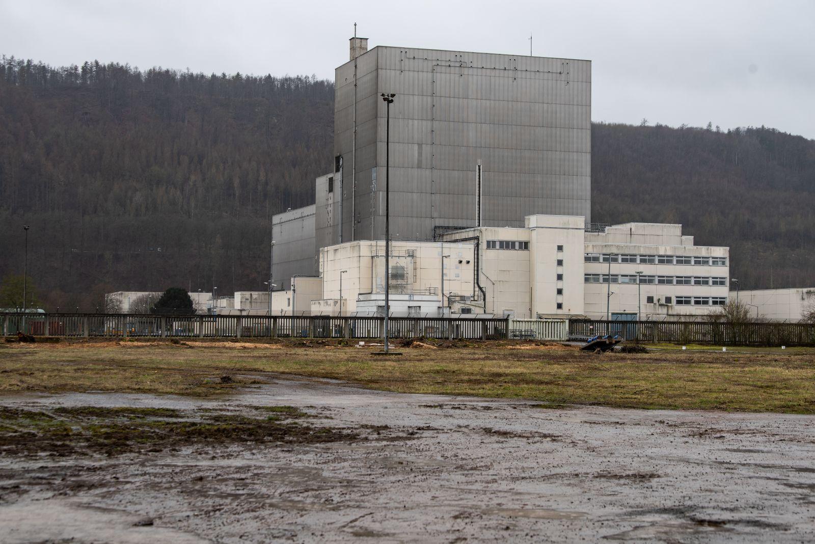 Zentrales Lager für Atomabfälle in Würgassen geplant
