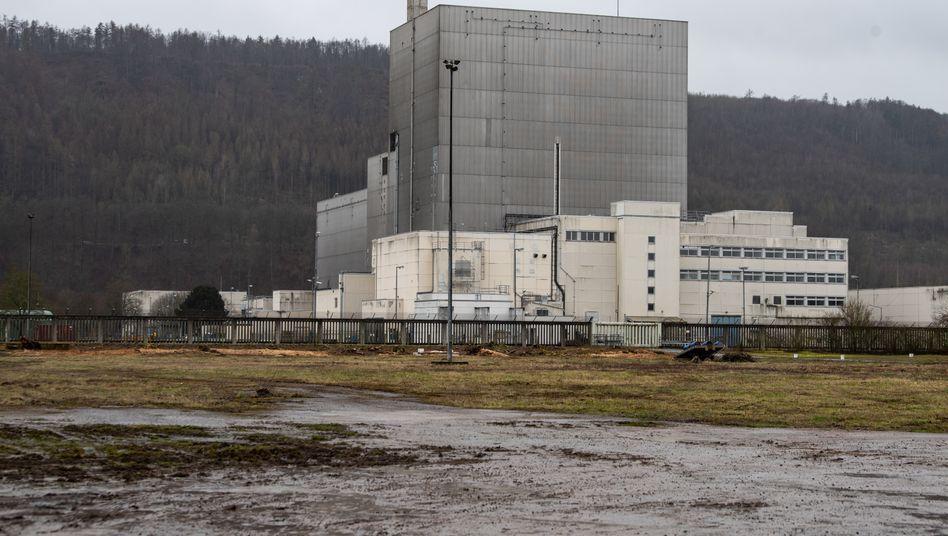 Atomkraftwerk Würgassen: Schwach- bis mittelradioaktiver Müll macht weniger als ein Prozent der Radioaktivität des gesamten atomaren Abfalls aus