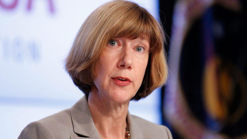 Kathy Lueders hatte zuvor das kommerzielle Crew-Programm geleitet