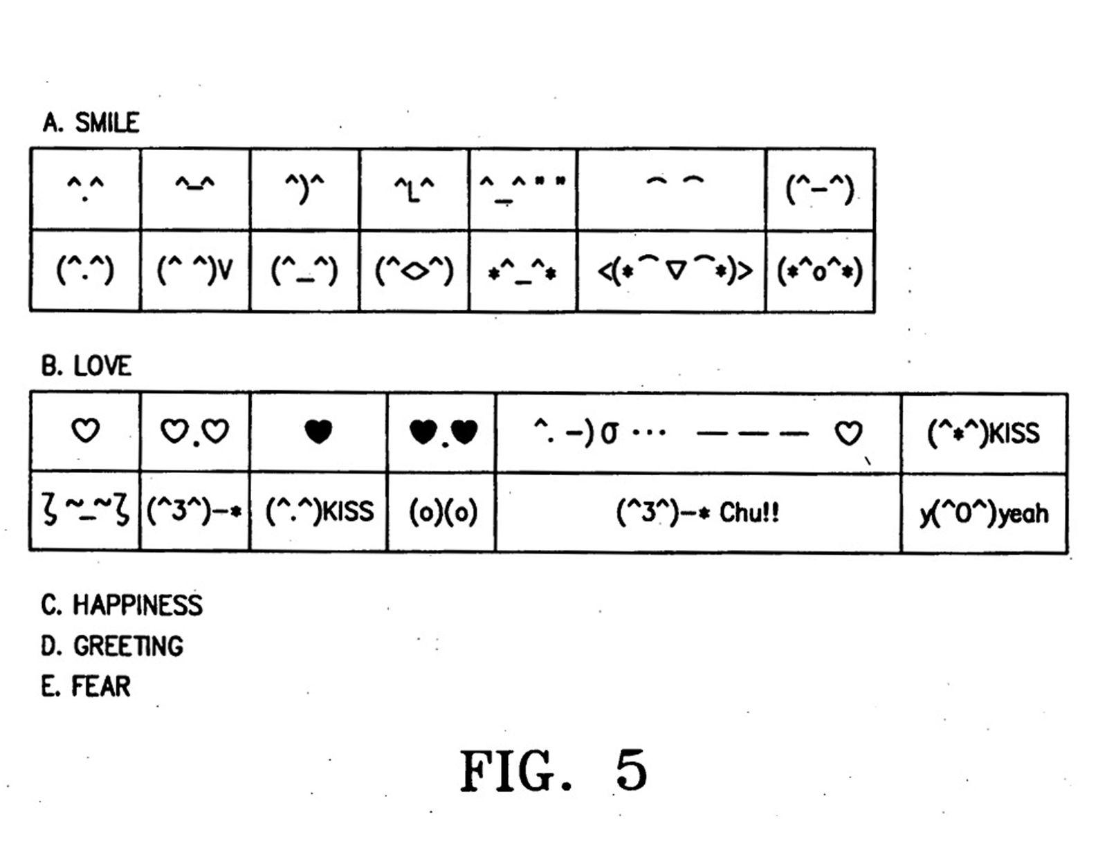 EINMALIGE VERWENDUNG SCREENSHOT Smiley / Patent / NETZWELT