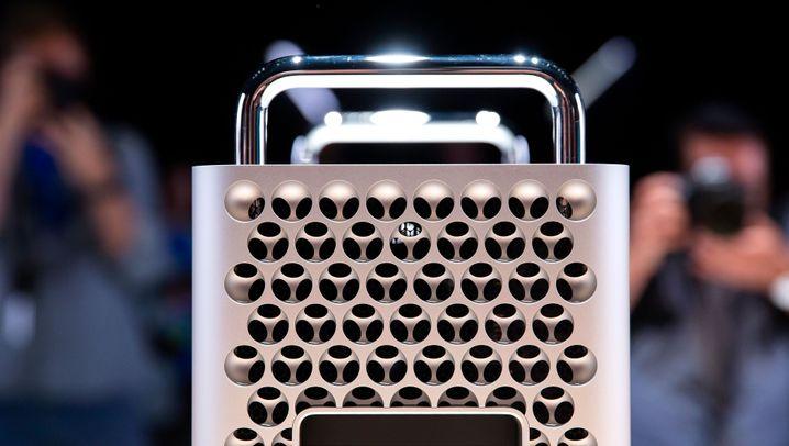 Apples Highend-Rechner: Das ist der neue Mac Pro
