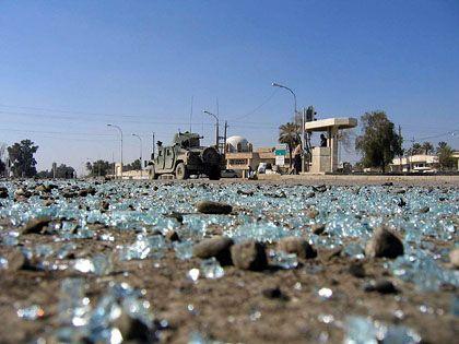 Terror in Bakuba: Die Stadt nordöstlich von Bagdad ist immer wieder Schauplatz von blutigen Attentaten