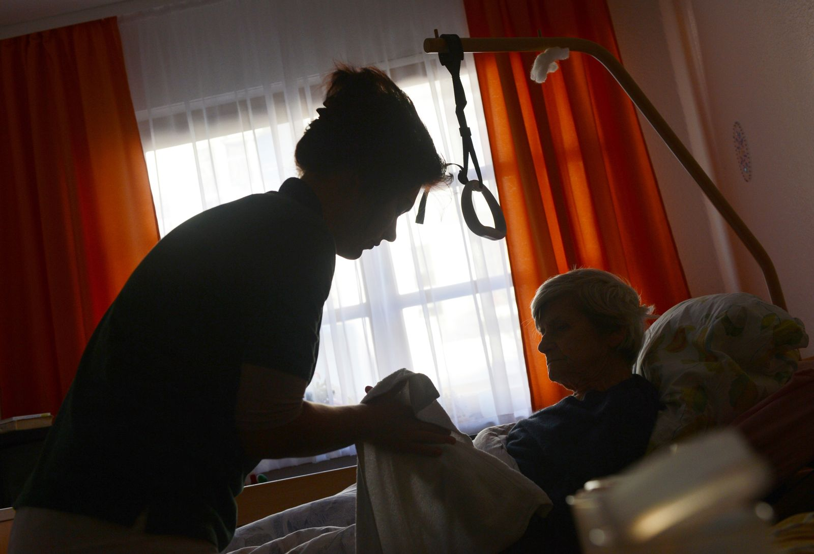 Altenpflege / Pflege / Pfleger / Krankenpflege