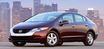 Honda Clarity FCX: Erste Wasserstoff-Kleinserie der Welt