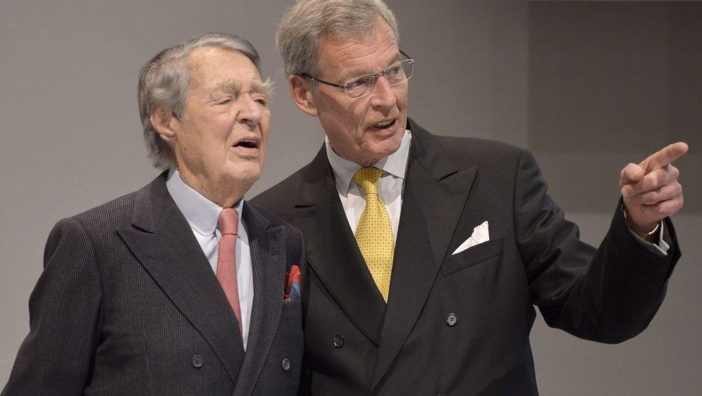 Hauptversammlung von ThyssenKrupp: Cromme sagt ein bisschen Sorry