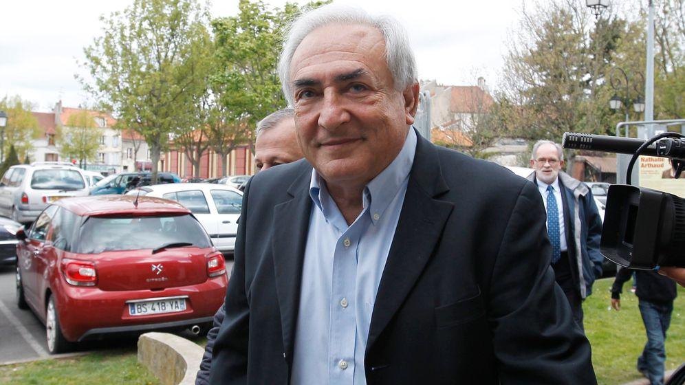 Machtspiele: Der Fall Strauss-Kahn