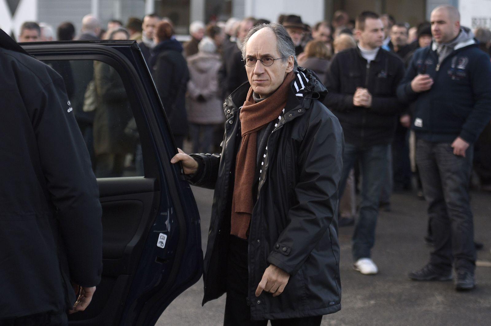 Gerard Biard Charlie Hebdo