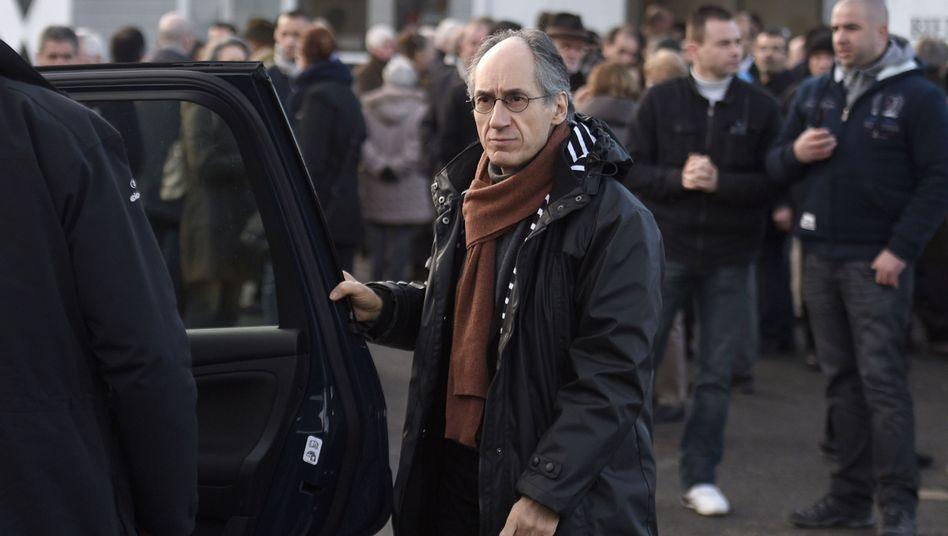 """Chefredakteur von """"Charlie Hebdo"""" Gérard Biard: """"Wir sind keine Krieger"""""""