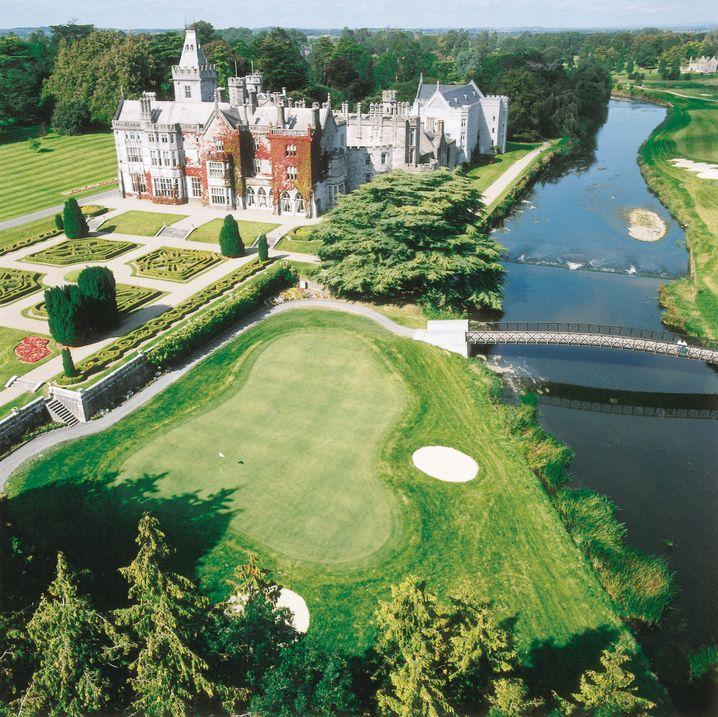 Adare Manor Hotel & Golf Resort in Irland