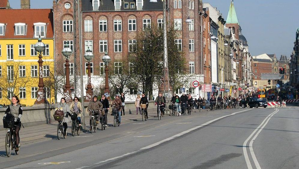Grüne Welle: Ausflug ins Fahrradparadies