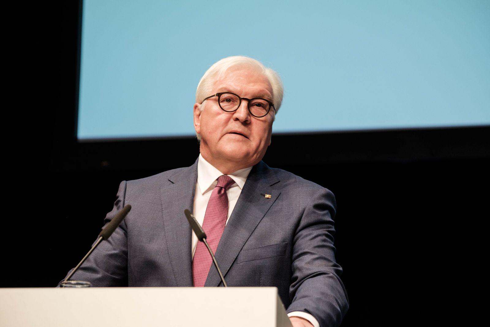 Deutschland spricht 2018/ Frank-Walter Steinmeier