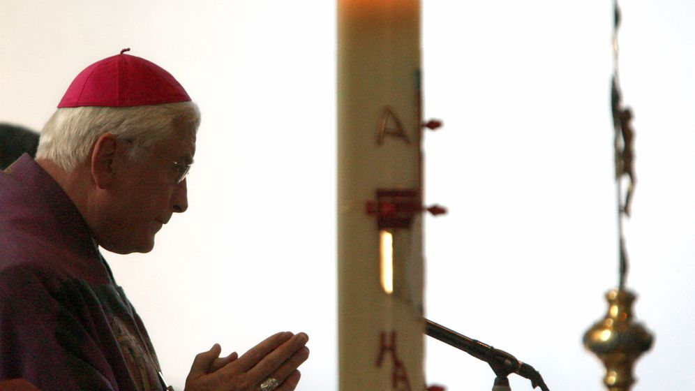 Augsburger Ex-Bischof: Diskussion um Walter Mixa