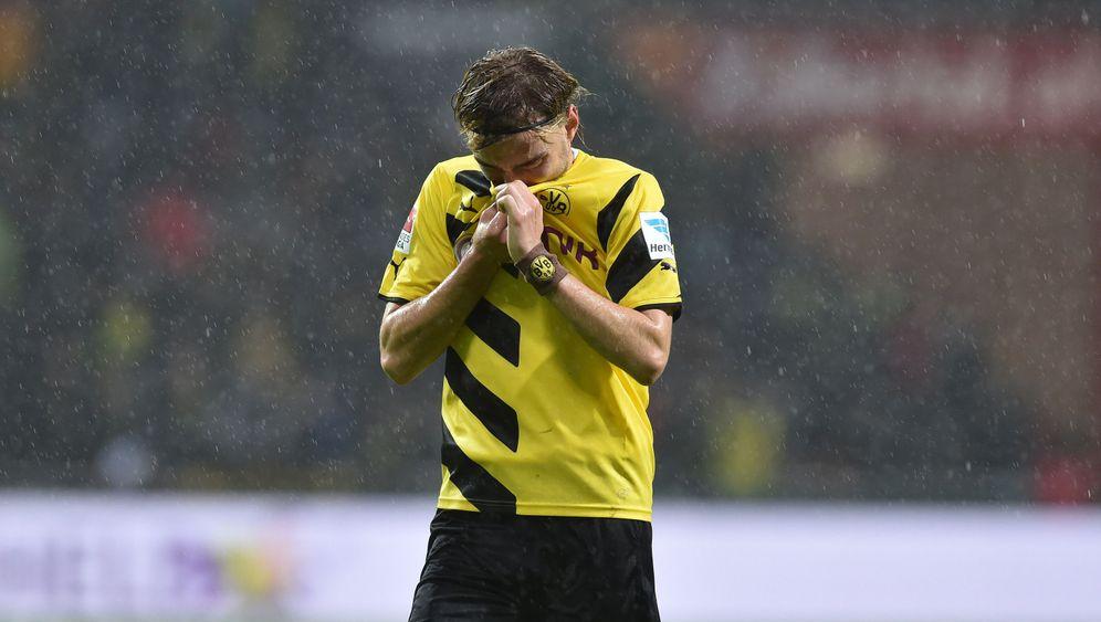 Dortmunds Pleite in Bremen: Im freien Fall