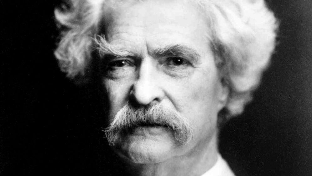 Mark Twain: Die Erfindung Amerikas