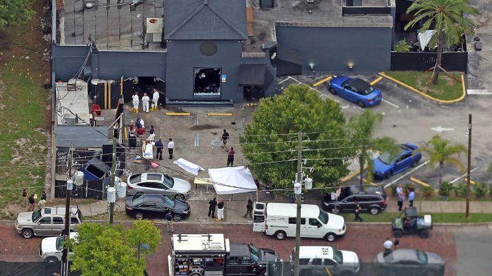 Orlando Attentat: Trauer und Solidarität