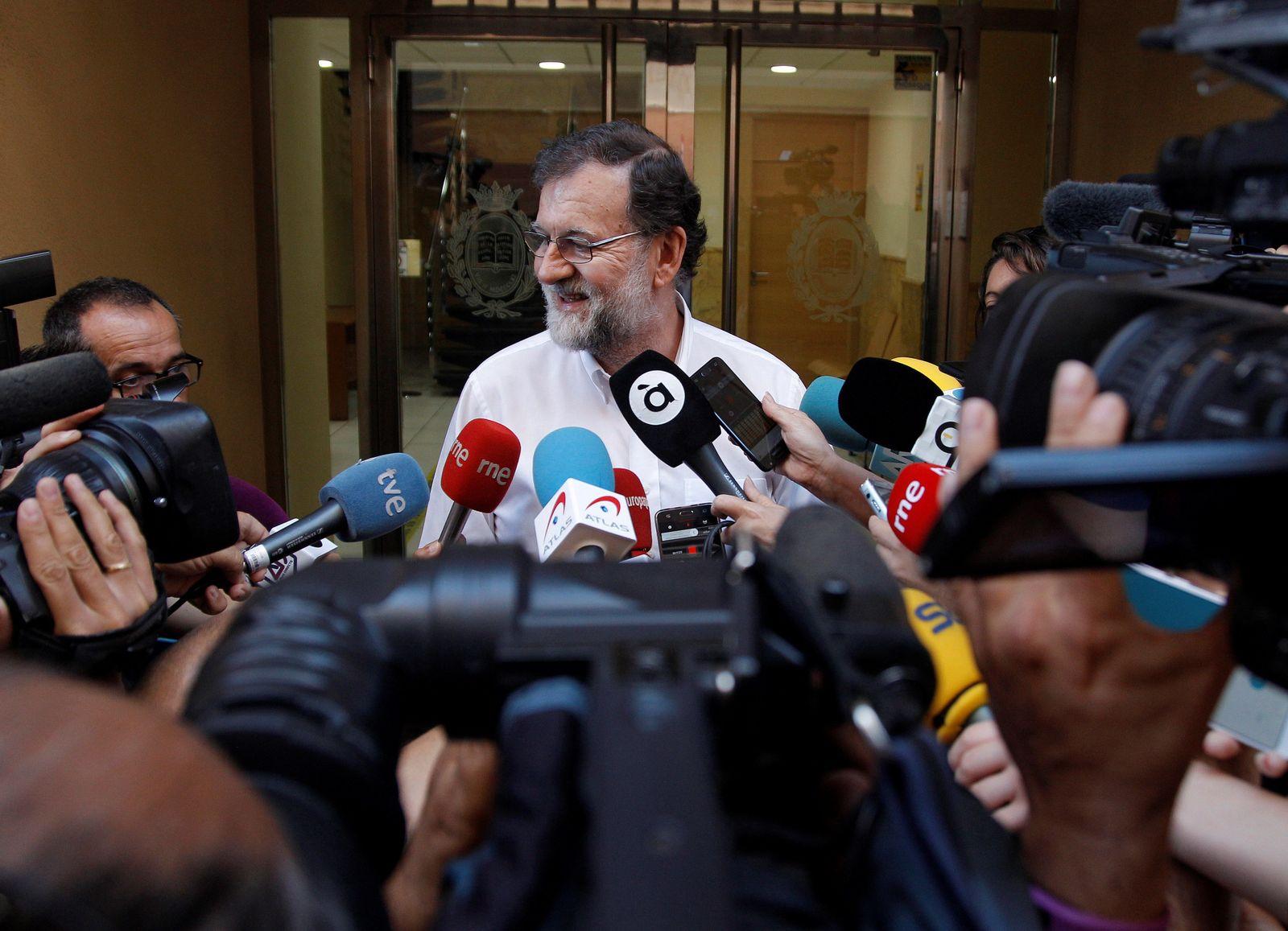 Rajoy/ Buchhalter