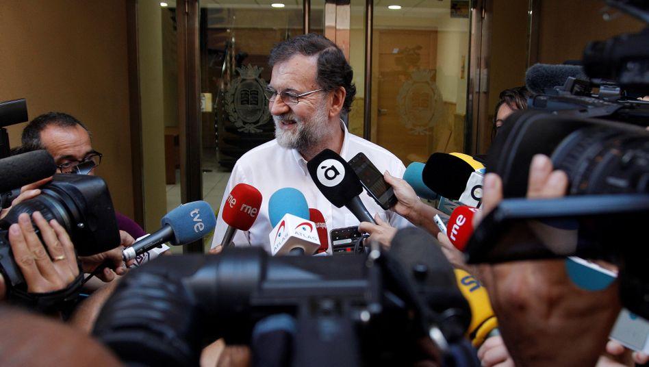 Rajoy in Santa Pola
