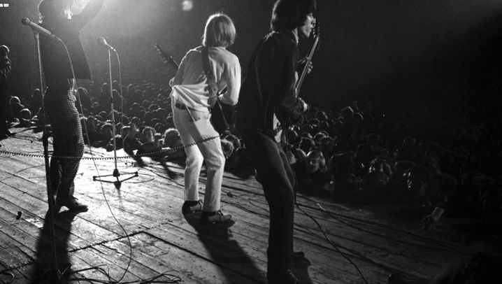 """Die Rolling Stones auf der Waldbühne: """"Die wollten einfach ein gutes Konzert sehen"""""""