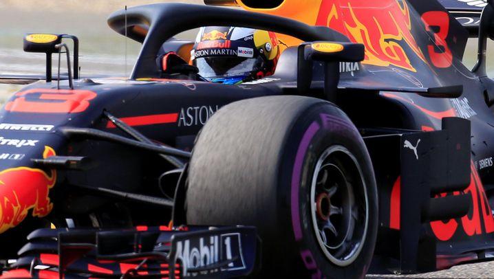 Ricciardos Erfolg in China: Red Bull meldet sich zurück
