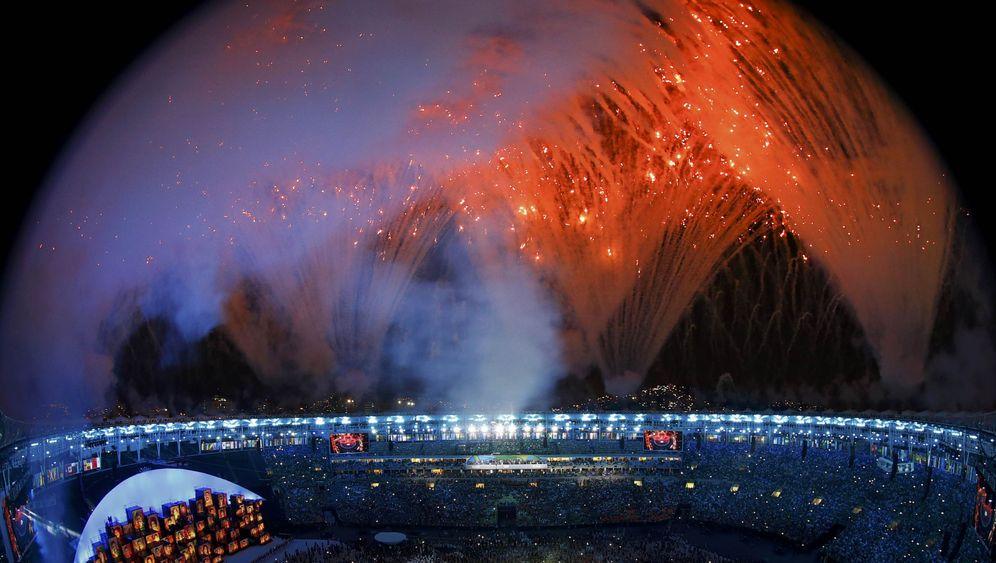 Eröffnungszeremonie in Rio: Die Party in Bildern