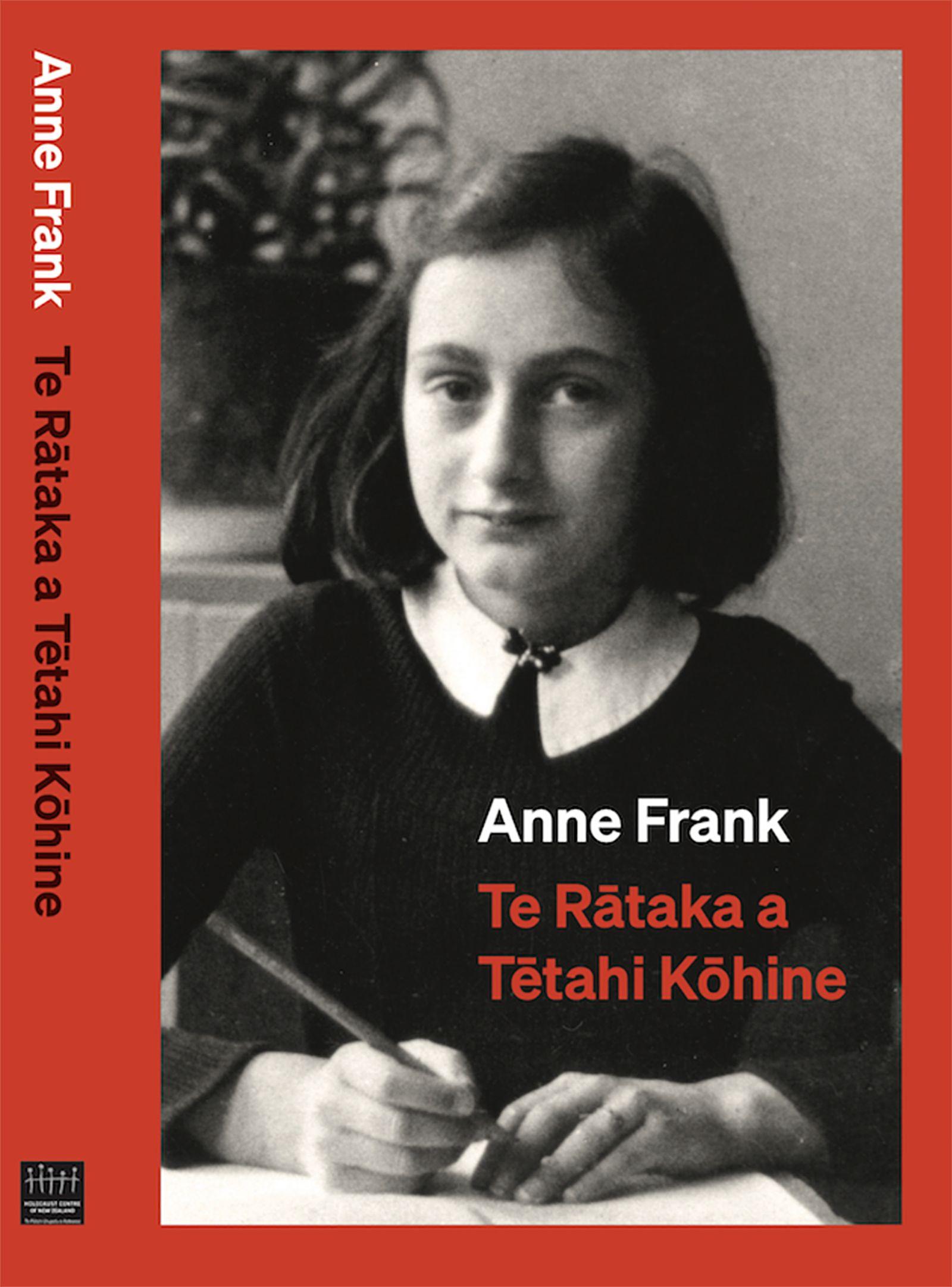 EINMALIGE VERWENDUNG Anne Frank/ Übersetzung Maori