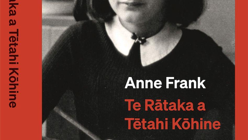 """Cover von der Maori-Übersetzung: """"Es hat mich sehr bewegt."""""""