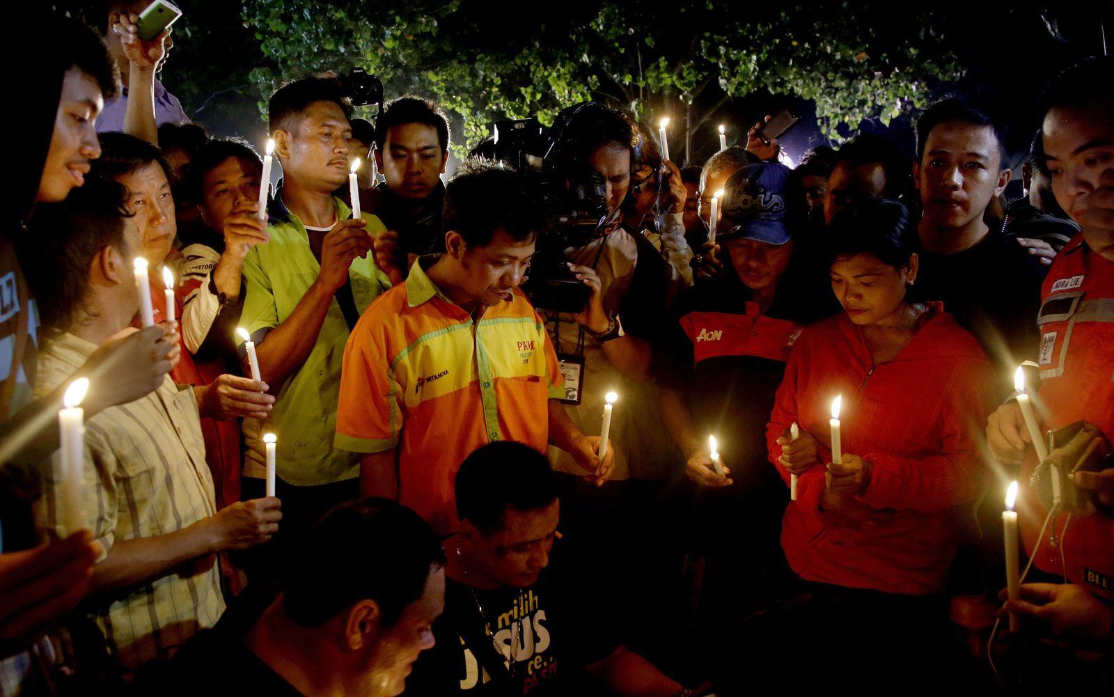 Indonesien Hinrichtungen