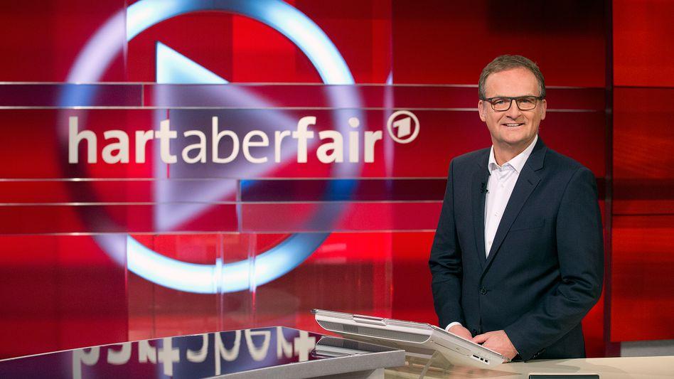 """Journalist Frank Plasberg: """"Deutschlands zweitwichtigster Talker"""""""