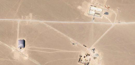 China baut weitere Raketensilos in der Wüste – Pentagon besorgt