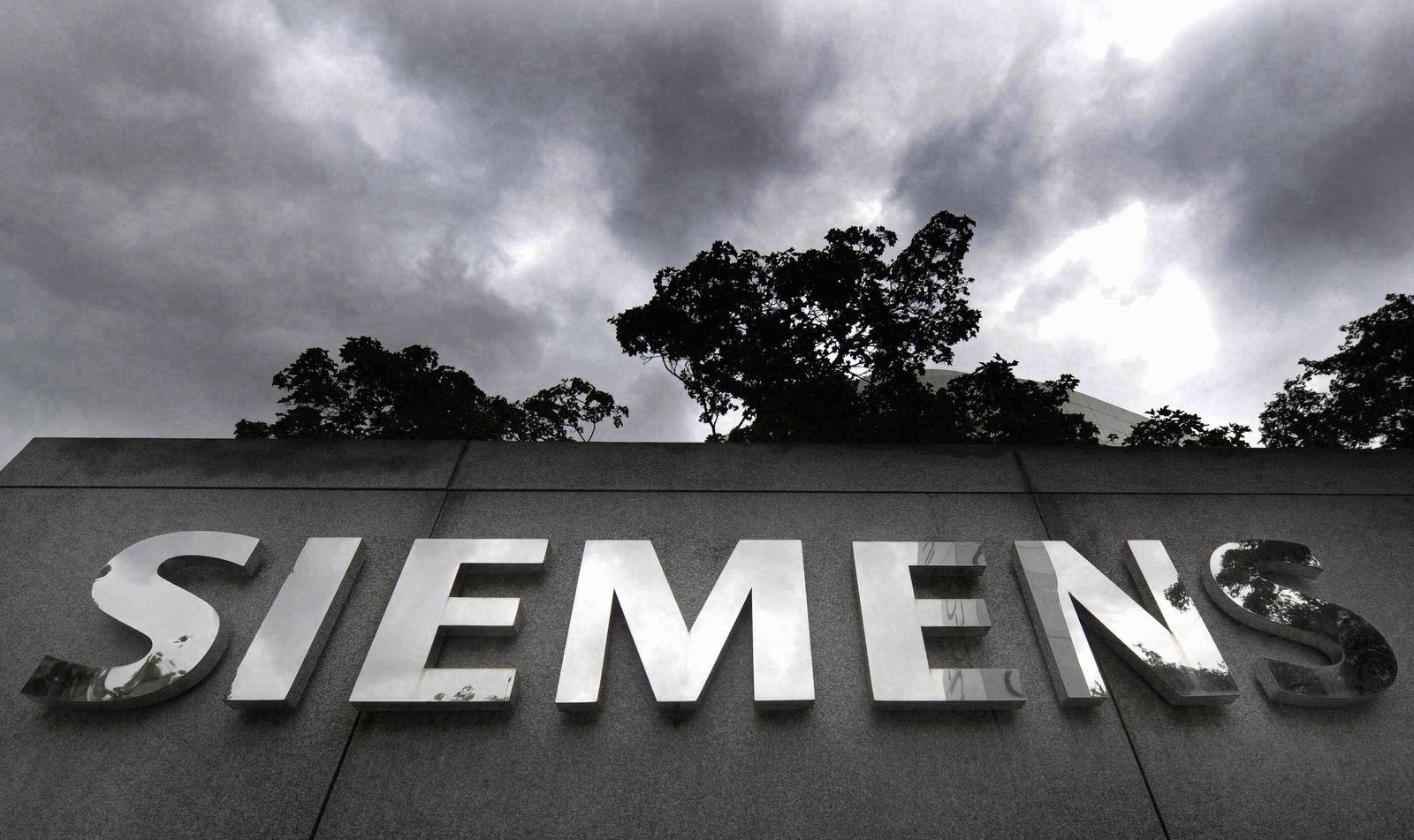 NICHT VERWENDEN Siemens-Logo Wolken